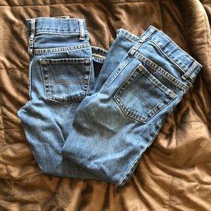 Children's Place 2 Pair Boys Size 6 Bootcut Jeans